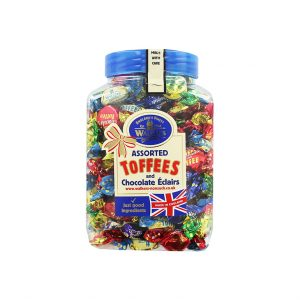 Assorted Toffees 2.25Kg (205649)