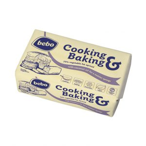 Bebo Cooking & Baking Margarine