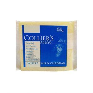 Cheese Cheddar White Mild