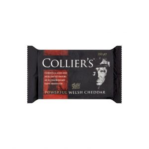 Cheese Colliers Powerful Welsh Cheddar