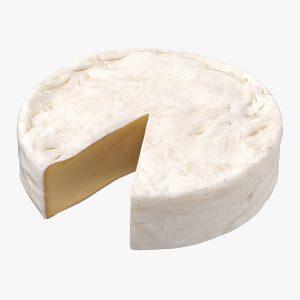 Cheese Brie Wheel