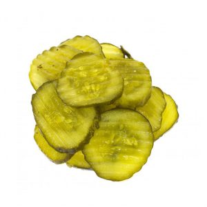 Gherkins Sliced(Dill Chips)4 X 2.45Kg