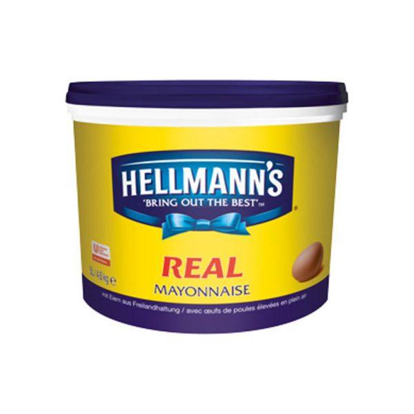 Mayonnaise Hellmanns 5Ltr