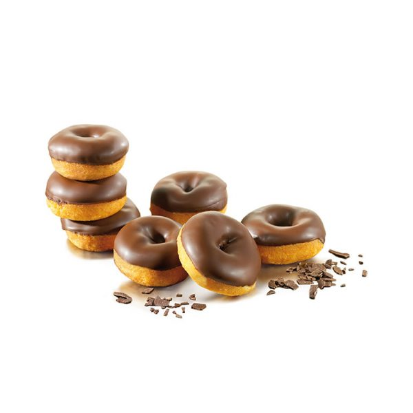 Mini Doughnuts Chocolate X 340
