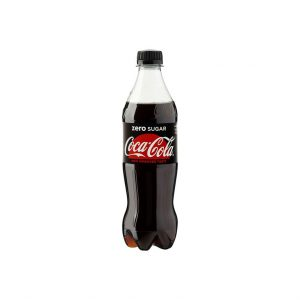 Coca Cola Zero Bottle 24 X 500ml