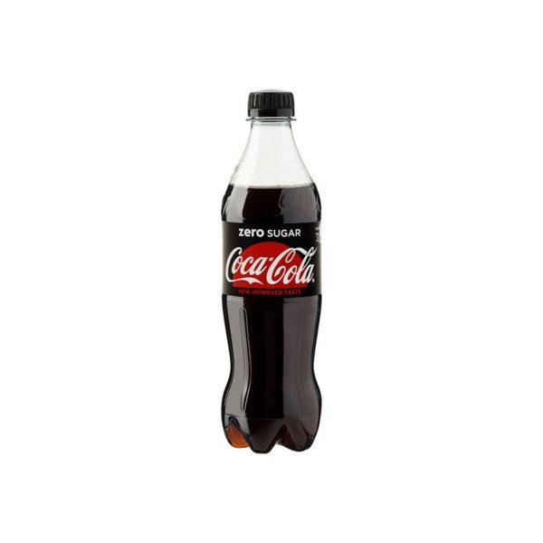 Coca Cola Zero Bottle 24 X 500ml